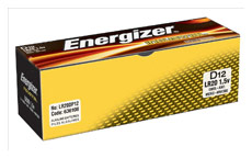 Energizer Industrial Battery Long Life LR14 1.5V C