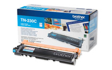 Brother Laser Toner Cartridge Page Life 1400pp Cyan