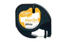 Dymo 18769 12mm Iron on Tape