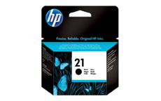 Hewlett Packard No. 21 Inkjet Cartridge Page Life 150pp 14ml Black