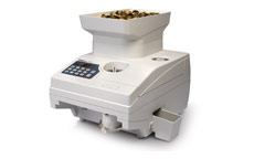 Safescan 1550 Coin Counter For All Currencies