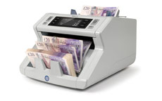 Safescan 2250 Automatic Banknote Counter with 3-point Counterfeit Detection