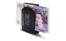Safescan 85 Portable Counterfeit Detector for GBP & Euros