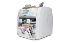 Safescan 2985-Sx Professional Top Loading Bank Note Counter