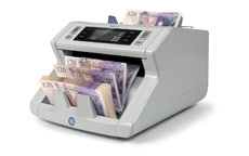 Safescan 2250 Automatic Bank Note Counter with 3 point Detection