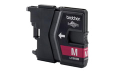 Brother Inkjet Cartridge Page Life 260pp Magenta