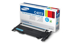 Samsung Laser Toner Cartridge Page Life 1000pp Cyan For