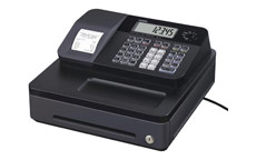 Casio Cash Register 7 Segment x 8 Digit 12 Plus 24 Dept