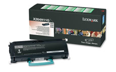 Lexmark Laser Toner Cartridge Return Program High Yield Page Life 9000pp Black