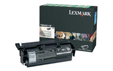 Lexmark Laser Toner Cartridge Extra High Yield Page Life 36000pp Black