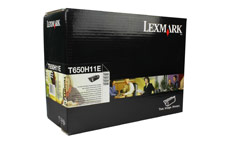 Lexmark Laser Toner Cartridge High Yield Page Life 25000pp Black