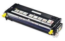 Dell No. NF555 Laser Toner Cartridge Page Life 4000pp Yellow