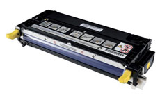Dell No. NF556 Laser Toner Cartridge High Capacity Page Life 8000pp Yellow