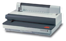 GBC SureBind System 2 Strip Binder with Electric Punch