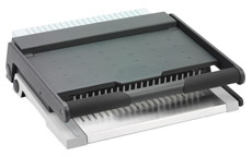 GBC MultiBind 220 Manual Comb Binder with 4 hole punch