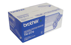 Brother Laser Toner Cartridge Page Life 7000pp Black
