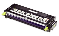 Dell No. H515C Laser Toner Cartridge High Capacity Page Life 9000pp Yellow