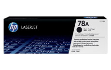 Hewlett Packard No. 78A Laser Toner Cartridge Page Life 2100pp Black