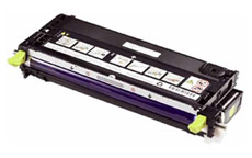 Dell No. G909C Laser Toner Cartridge Page Life 3000pp Yellow