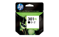 Hewlett Packard No. 301XL Inkjet Cartridge Page Life 480pp Black