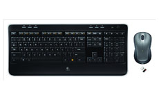 Logitech MK520 Cordless Desktop Keyboard and Optical Mouse