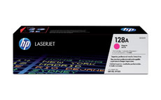 Hewlett Packard [HP] No. 128A Laser Toner Cartridge Page Life 1300pp Magenta
