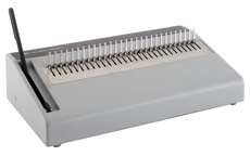 GBC DB28Pro - A Grade Comb Binder with Manual Punch