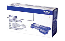 Brother Laser Toner Cartridge Page Life 2600pp Black
