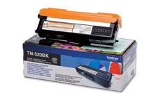 Brother Laser Toner Cartridge Page Life 2500pp Black