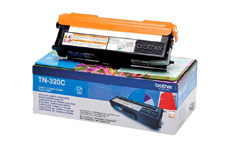 Brother Laser Toner Cartridge Page Life 1500pp Cyan