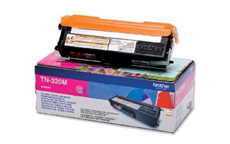 Brother Laser Toner Cartridge Page Life 1500pp Magenta