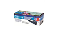 Brother Laser Toner Cartridge Page Life 3500pp Cyan