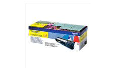 Brother Laser Toner Cartridge Page Life 3500pp Yellow