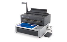 GBC WireBind E Karo 40Pro Binding Machine with Electric Punch