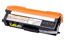 Brother Laser Toner Cartridge Page Life 6000pp Yellow