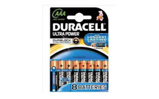 Duracell Ultra Power MX2400 Battery Alkaline 1.5V AAA