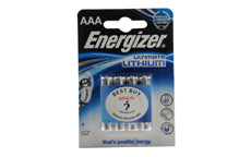 Energizer Ultimate Battery Lithium LR03 1.5V AAA
