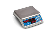 Salter Count and Weigh Scale Accumulate and Count Red LED 6kg 1g Increments W295xD335xH117mm