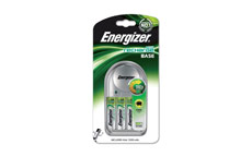 Energizer Value Battery Charger for AA AAA Includes 4xAA 1300mAh Batteries