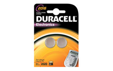 Duracell DL2016 Battery Lithium for Camera Calculator or Pager 3V