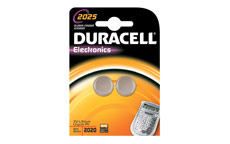 Duracell DL2025 Battery Lithium for Camera Calculator or Pager 3V