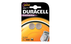 Duracell DL2032 Battery Lithium for Camera Calculator or Pager 3V