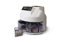 Safescan 1250 GBP Automatic Coin Counter and Sorter
