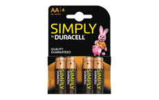Duracell MN1500 Simply Battery AA