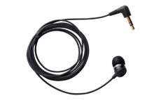 Olympus TP-8 Telephone Digital Headset Ear Microphone 50-16000Hz with 3.5mm Jack
