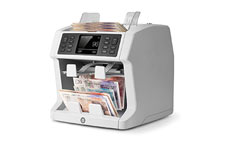 Safescan 2985-SX Banknote Value Counter and Sorter