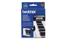 Brother Inkjet Cartridge Page Life 500pp Black
