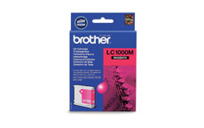 Brother Inkjet Cartridge Page Life 400pp Magenta