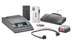 Philips Dictation Starter Kit Complete including 720 Transcriber