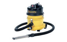 Numatic Hazardous Waste Vacuum Cleaner 1200w Motor Capacity 9 Litres Accessory-kit